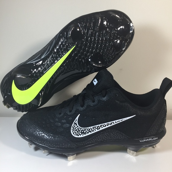 e112a62bab20 Nike Shoes | Lunar Hyperdiamond 2 Pro Softball Cleat Metal | Poshmark
